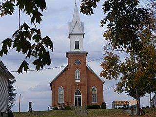 Zion Lutheran Church (Longtown, Missouri) Church in Missouri , United States