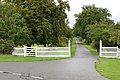 Looking east along the driveway to Willoughby House - geograph.org.uk - 1424581.jpg