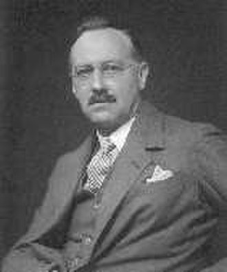 Edward Plunkett, 18th Baron of Dunsany - Lord Dunsany, New York, 1919