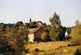 A general view of Lostanges