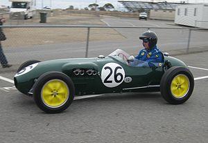Lotus 12 - Image: Lotus 12 Chassis No. 353