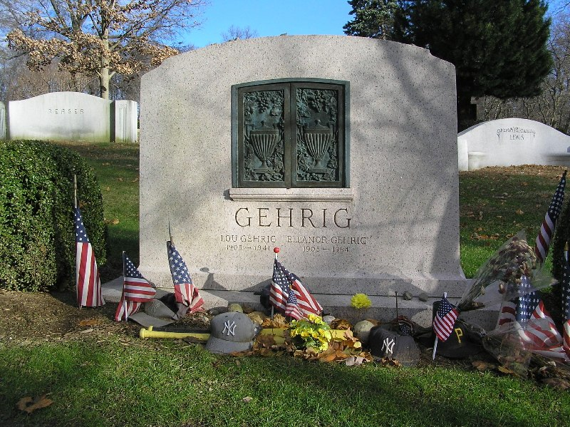 Lou Gehrig best 800