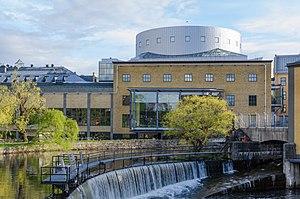 Norrköping Symphony Orchestra - Louis de Geer Concert Hall 2012.