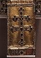 Louvre Objets d'art Moyen Age Tableau reliquaire de la Vraie Croix Couvercle 04012019.jpg