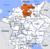 Lage des Niedersächsischen Kreises im Heiligen Römischen Reich
