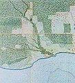 Lower course of Garrison Creek, 1818.jpg
