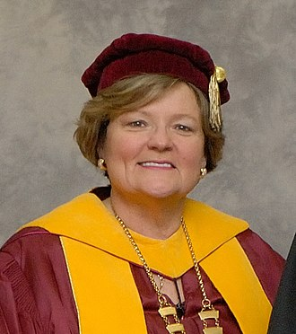 Janet Dudley-Eshbach - Image: Lt. Governor to deliver commencement address at Salisbury University Wicomico Youth & Civic Center (26862557530) (cropped)