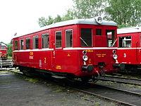 Lužná u Rakovníka, motorový vůz M 131.1238.jpg