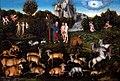 Lucas Cranach (I) - Adam en Eva in het paradijs - Gal.-Nr. 1908 A - Staatliche Kunstsammlungen Dresden.jpg