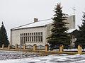 Ludwinów, gmina Łubnice - kaplica św. Józefa.JPG
