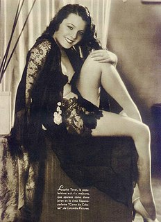 Lupita Tovar Mexican-American actress