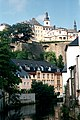 Luxembourg, view from a bridge over the Alzette-2.jpg