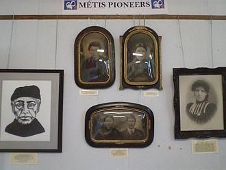 Willow Bunch, Saskatchewan - Métis Pioneers - Willow Bunch Museum