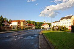 Mírové náměstí v Košťanech.JPG