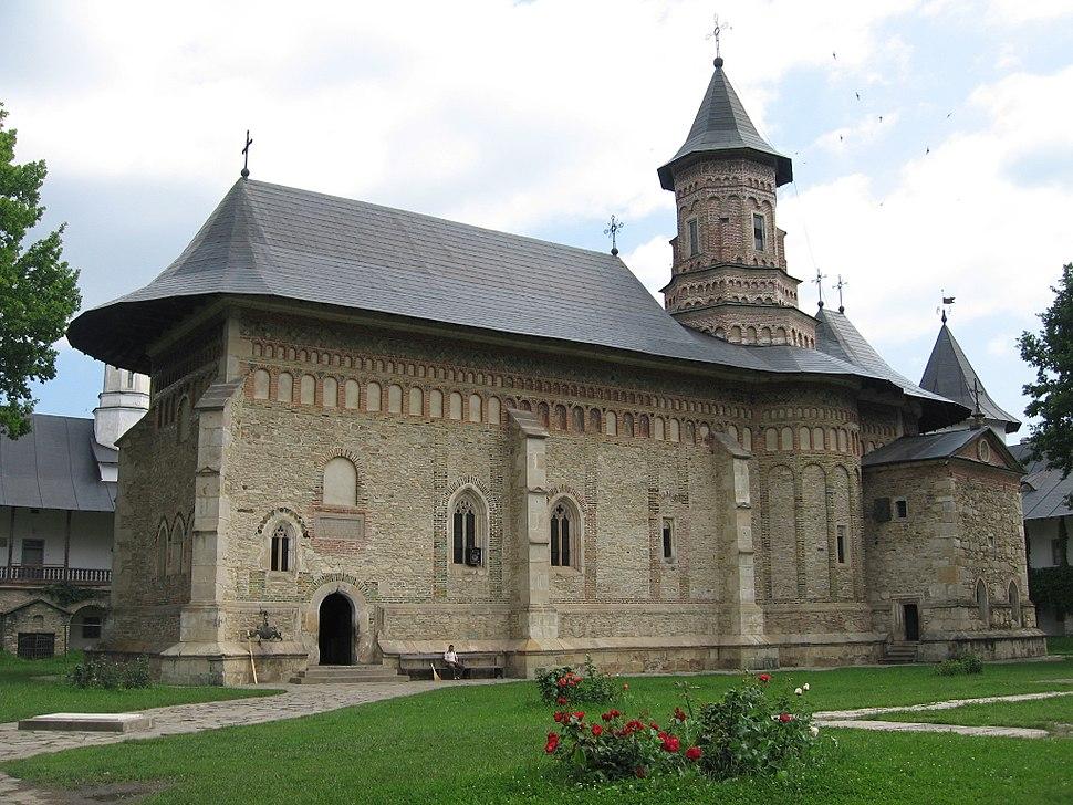 Mănăstirea Neamţ2