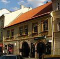 Měšťanský dům (Staré Město), Praha 1, Haštalská 10, Staré Město.JPG