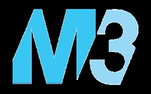 M3 (Canadian TV channel) - Image: M3 TV logo