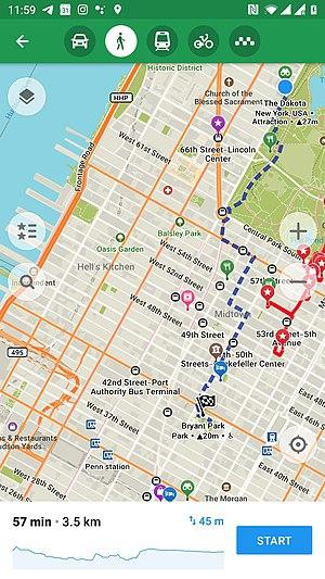 Maps Me Wikipedia