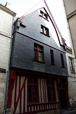 MH 34 rue Étienne-Marcel, Tours