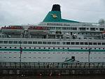 MS Albatros at Liverpool Cruise Terminal (2).JPG