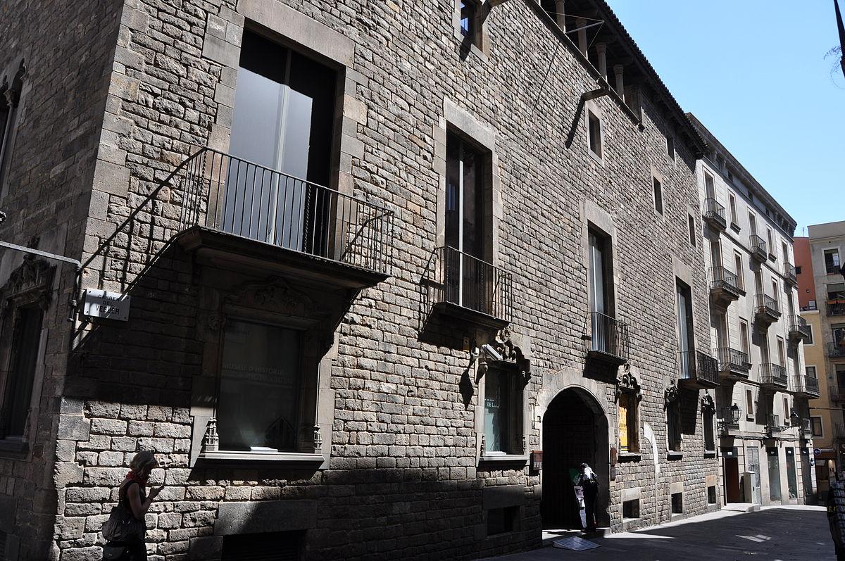 historisches museum der stadt barcelona wikipedia