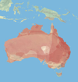 Macropus Species Density