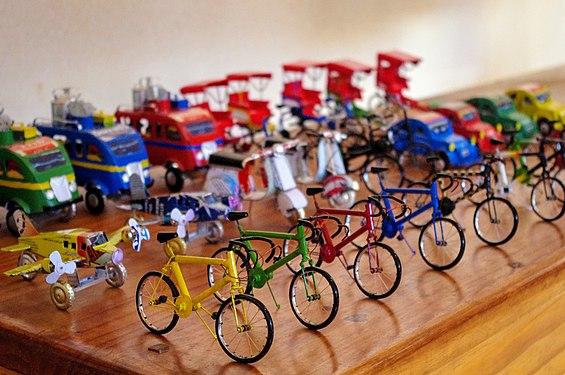 Madagascar recycling for souvenirs.jpg
