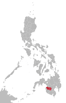 Maguindanao language map.png