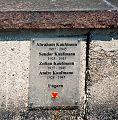 Mahnmal gegen Faschismus und Krieg Gedenktafel Kaufmann.jpg