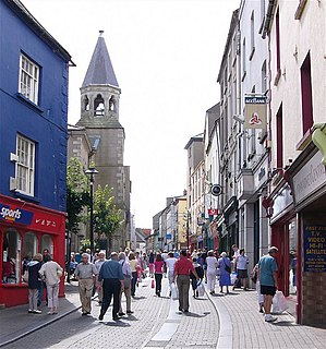 Wexford Place in Leinster, Ireland