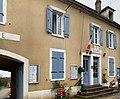 Mairie de Blannay, Yonne, décembre 2020.jpg