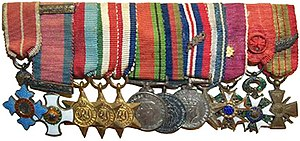 Harry Wickwire Foster - The miniature medals of Major General Harry Foster