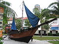 Malay Heritage Centre, Istana Kampong Glam 5, Dec 05.JPG