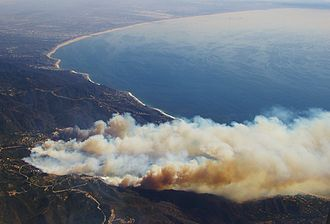 Tony Duquette - A fire such as this one in Malibu destroyed much of Duquette's work at his residence.
