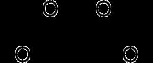 Dicarboxylic acid - Image: Malonic acid structure