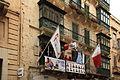 Malta - Valletta - Triq ir-Repubblika+election celebration 15 ies.jpg