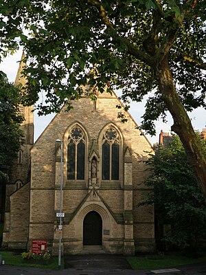 Victoria Park, Manchester - St John Chrysostom's church (Church of England)
