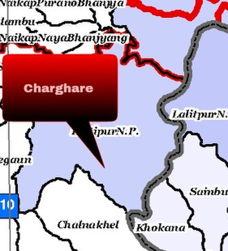 Charghare - Image: Map 1 2014 05 24 08 44