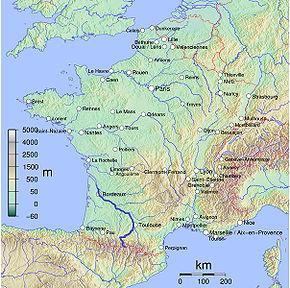 kart frankrike spania Garonne – Wikipedia kart frankrike spania