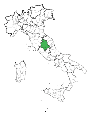 Map Region of Umbria.svg