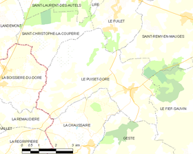 Map commune FR insee code 49252.png