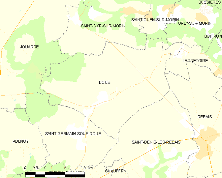 Archivo:Map commune FR insee code 77162.png