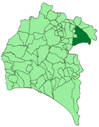 Map of Zufre (Huelva).png