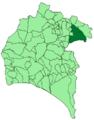 Map of Zufre (Huelva).png