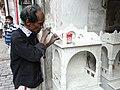 Marble Sculptor - BBD Bagh District - Kolkata - India (12304457476).jpg