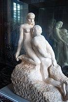 Marble sculpture - Rodin.jpg