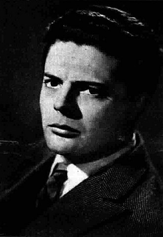 Marcello Mastroianni - Mastroianni in 1954