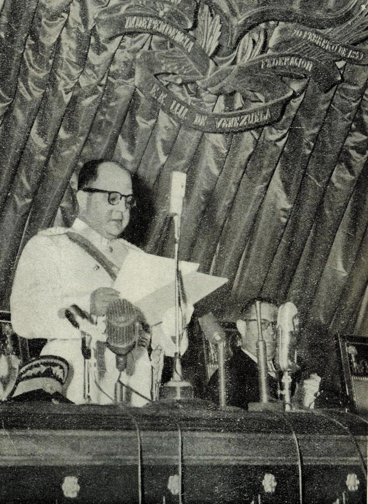 Marcos Pérez Jiménez - Wikipedia, la enciclopedia libre