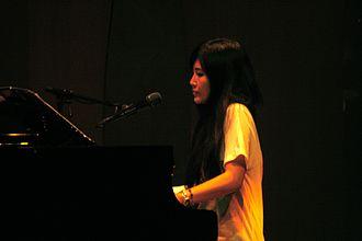 Mari Iijima - Mari Iijima Live in Tokyo at the Hakuju Hall on July 31, 2010