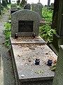 Maria Bujańska grave.JPG